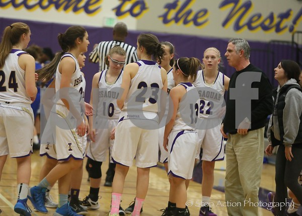 2016-01-06 Issaquah Girls JV  Basketball vs Bothell