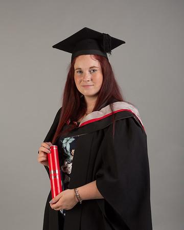 Jennifer Graduation