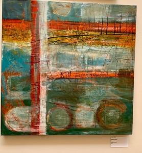 Sonoma Strong Art Exhibit:  Finley Senior Center