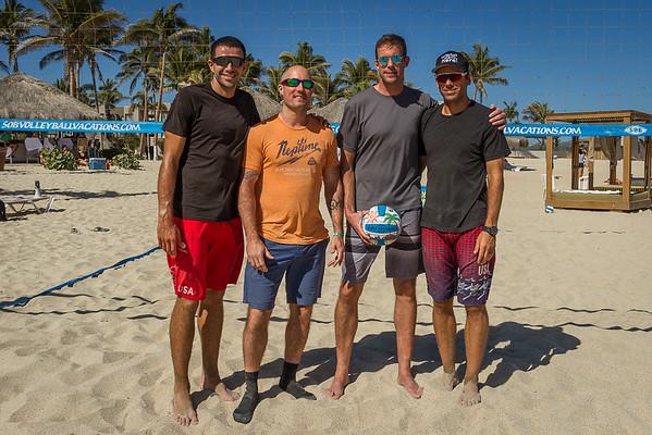 Private Pro Game: Jonathon & Aaron with Kolinske & Allen