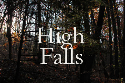 High Falls -- Scouting