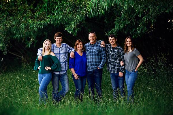 Fjellstad Family 2019