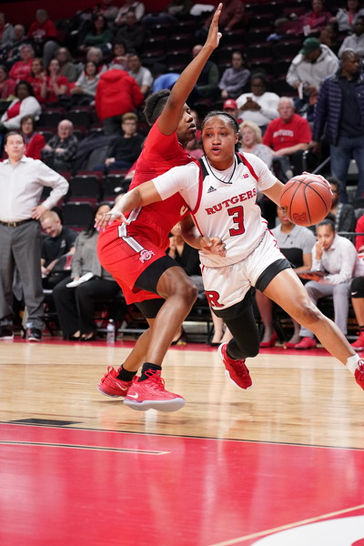 Ohio State Buckeyes at Rutgers Scarlet Knights 2/14/2019