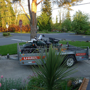 bringing home the ural 5-6-2013