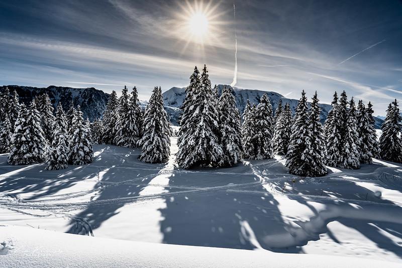 Ski de rando Chamrousse