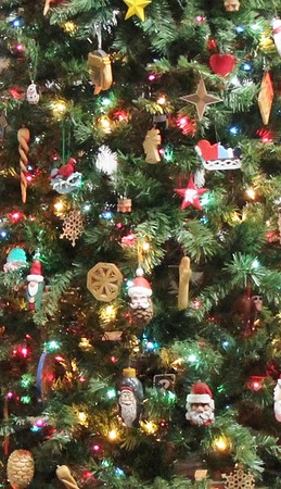 2017 CHRISTMAS TREE PROJECT