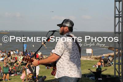 John Ward Band at Sylvan Beach Festival 4/28/2012