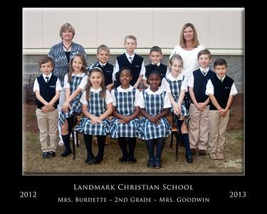 Peachtree City Elementary Class Photos 2013