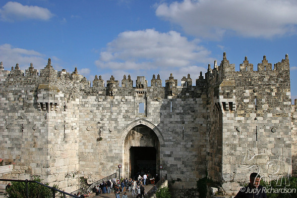 Gates of Old City