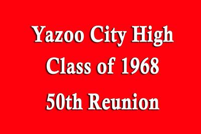 2018-05-19 Yazoo City High Class of 68