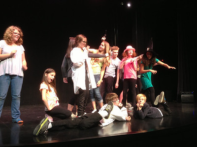 Felicity Musical Show Aug 2013