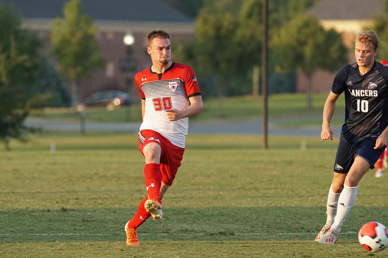 Gardner-Webb University Men's Soccer takes on Longwood University.