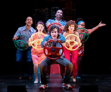 ¡GUARACHA! — A Musical at the Puerto Rican Traveling Theatre