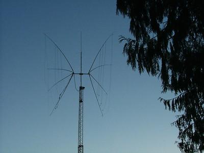 2003 -KR7Q - Quad  before the SteppIR Antenna