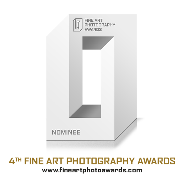 Awarded Nominee at Fine Art Photography Awards