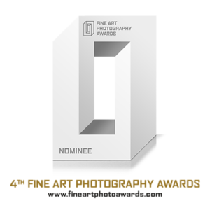 Awarded Nominee at Fine Art Photography Awards