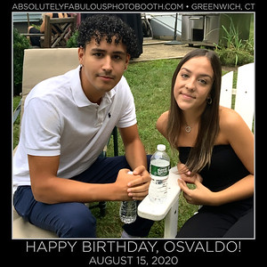 Osvaldo's Birthday Party