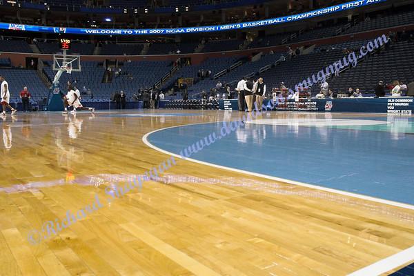 NCAA Tournament 2007 - Davidson v UMD
