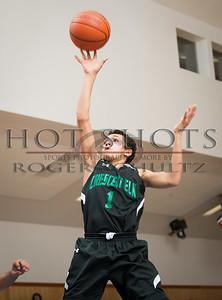 Middle School Basketball 2014-15
