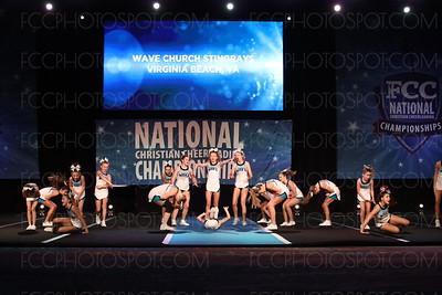 35. Wave Church Stingrays Virginia Beach VA Ruby - Junior