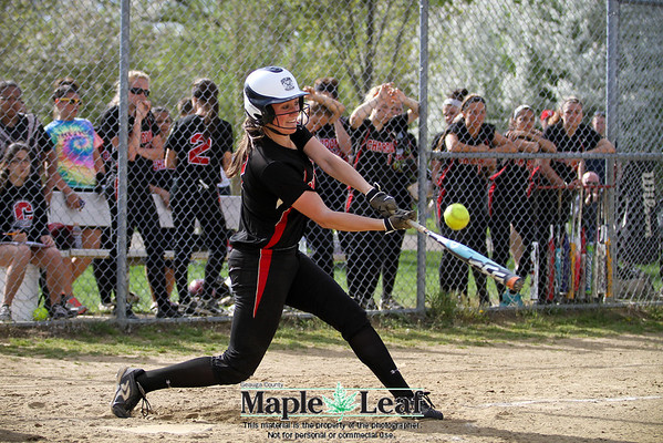 Chardon v Harvey Softball 2013