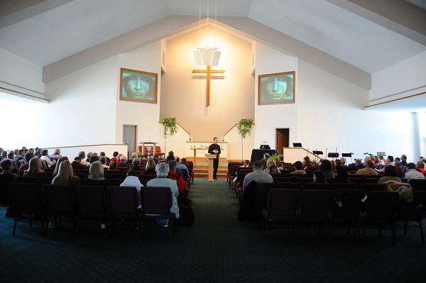 February 12, 2012 Worship Service