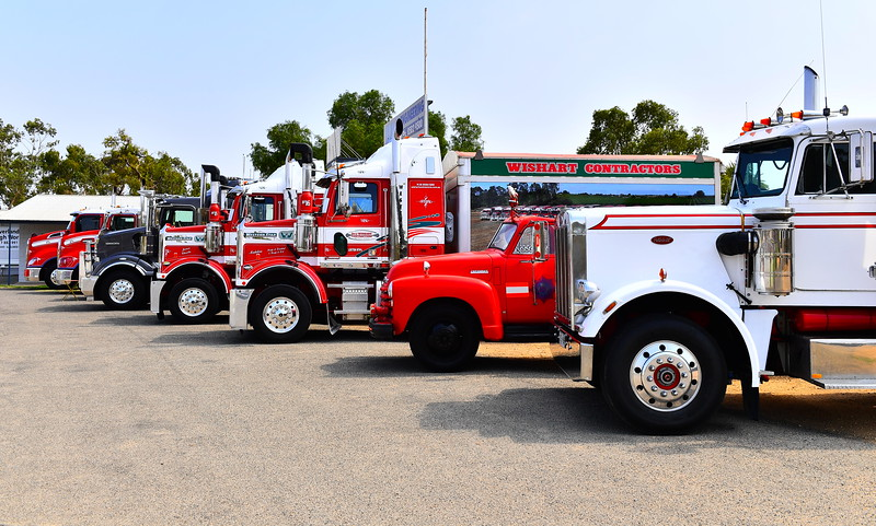 Fund Raiser for Bush Fire   Car Show Barmera Oval