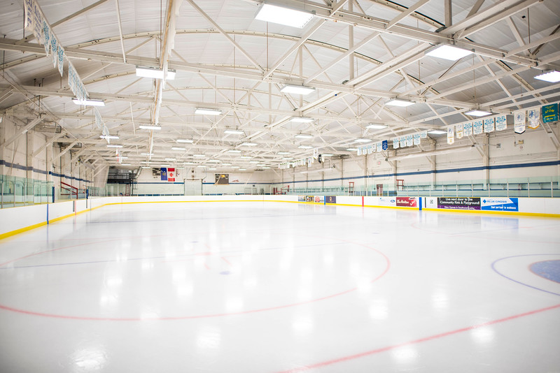 Alexandra Arena ice surface
