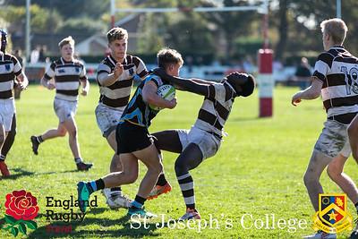 Match 42 - St Peter's York v Whitchurch High School