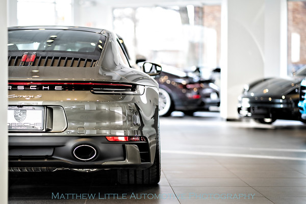 Porsche Pittsburgh CnC 4-3-2021