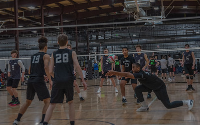 Nor'East Volleyball at NERVA III - February 16, 2020