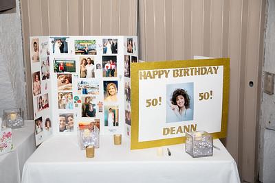 Deann's Birthday celebration