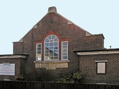 Salvation Army Church, Non-Denominational, Wytham Street, New Hinksey, Oxford, OX1 4TW