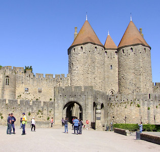 Carcassonne Area (southern France)