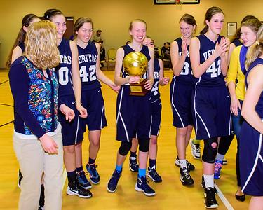 VG CCAC Basketball Championship 2016