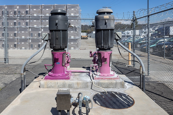 Kearn Creek Pump Facility
