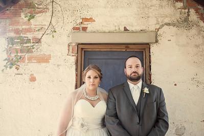 Brandon and Morgan (wedding)