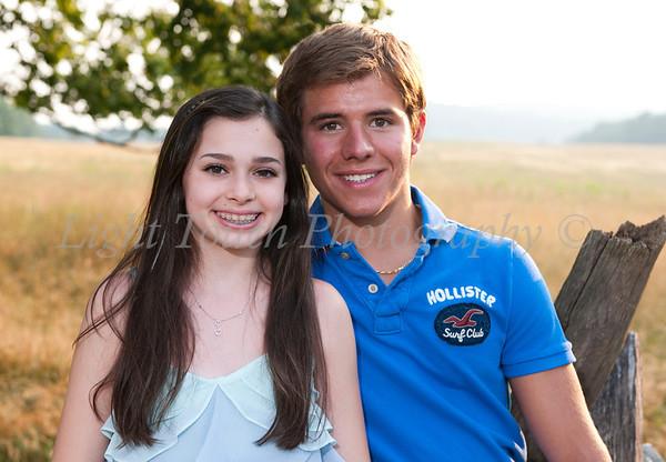 Joe and Audrey July 2011