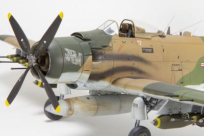 Tamiya A-1J Skyraider