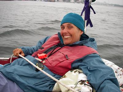 Sailing again with Shemaya