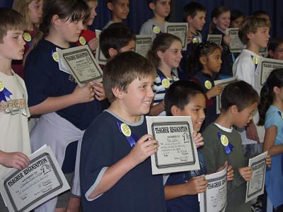 Maxwell Award Ceremony