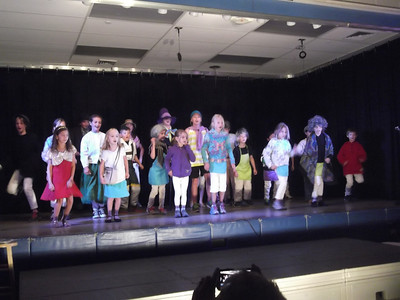 June 2013 - Willy Wonka Musical