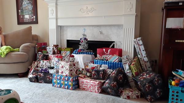 2018 Dunn Wilkerson Christmas
