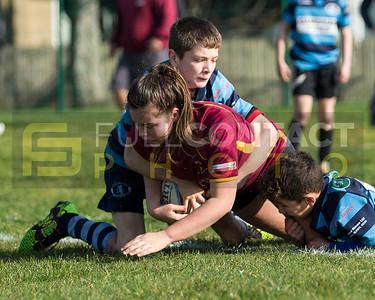Llanelli Wanderers u13 v Aberystwyth u13
