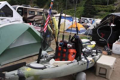 Albion Sea Kayak Angling Tournament