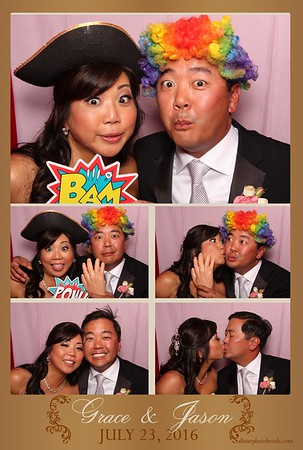 Grace & Jason's Wedding