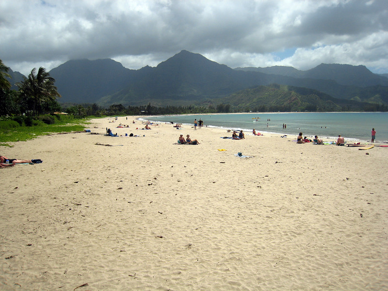 Kauai - South Pacific Beach - Hanalei