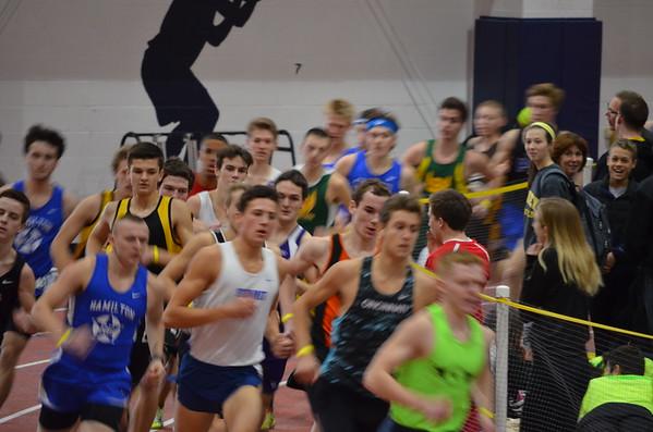 2015 Centerville HS Indoor Track - Boys