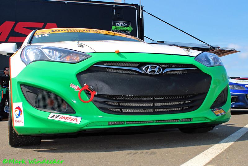 ST-Irish Mike's Racing Hyundai Genesis Coupe