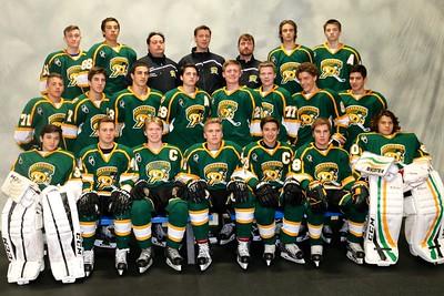 Stevenson Hockey 2016 - 2017 VARSITY